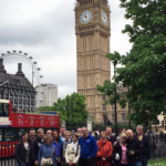 TOP 5 CLUB Reise 2016 in London