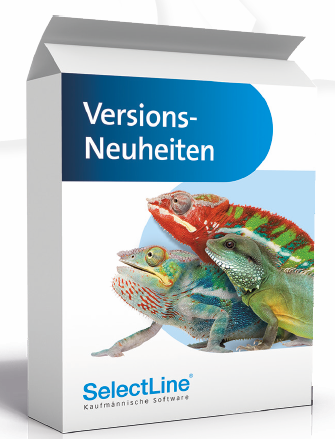Neue Version SelectLine ERP Software